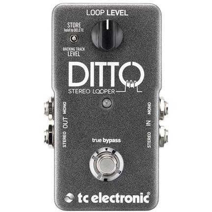 DITTO X2 LOOPER 【クーポン配布中!】 (ティーシーエレクトロニック) 【ギターエフェクター】 TC Electronic