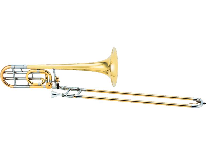XO Symphony style Tenor Trombone SR-L ロータリーバルブ/イエローブラスベル 《テナートロンボーン》【送料無料】