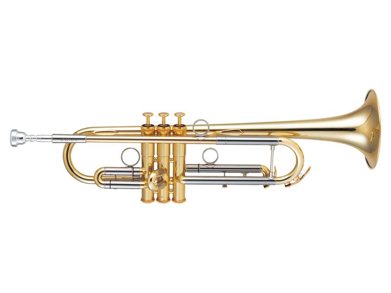 XO Trumpet RV Series RV-L イエローブラスベル/ラッカー仕上げ 《B♭トランペット》【送料無料】