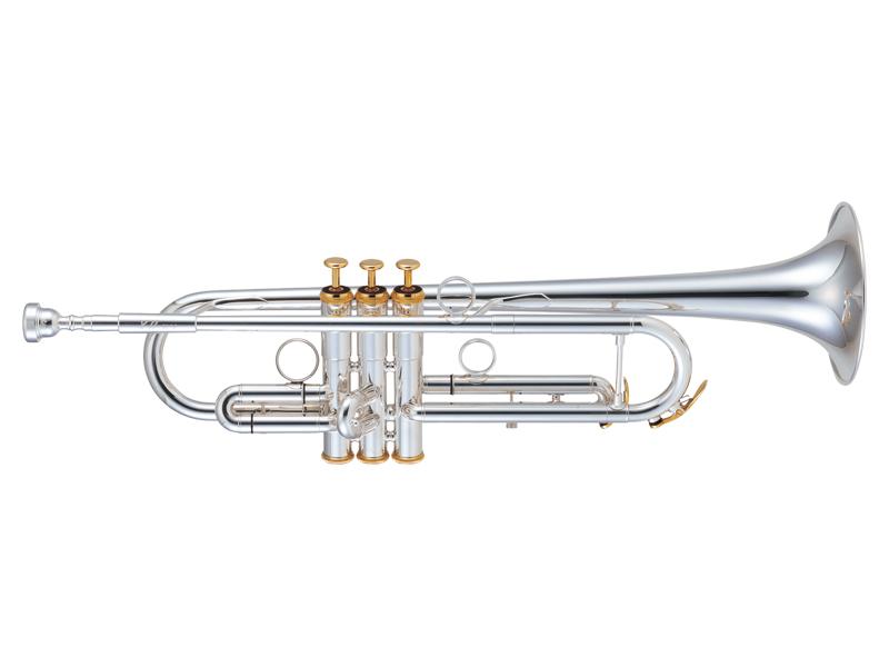 XO Trumpet RV Series RV-S イエローブラスベル/銀メッキ仕上げ 《B♭トランペット》【送料無料】