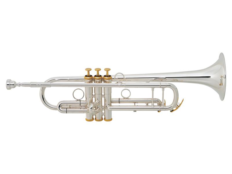 XO Trumpet SD Series SD-S イエローブラスベル/銀メッキ仕上げ 《B♭トランペット》【送料無料】