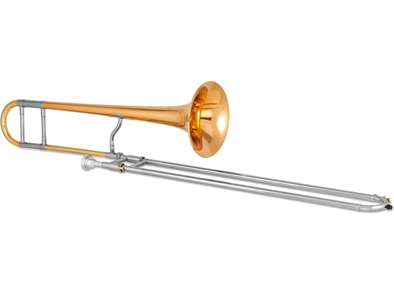 XO Tenor Trombone 1632RGL-LT ゴールドブラスベル 《テナートロンボーン》【送料無料】