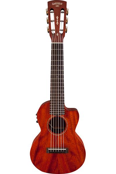 Gretsch G9126-ACE Guitar-Ukulele, Acoustic- Cutaway-Electric 《6弦テナーウクレレ》【送料無料】