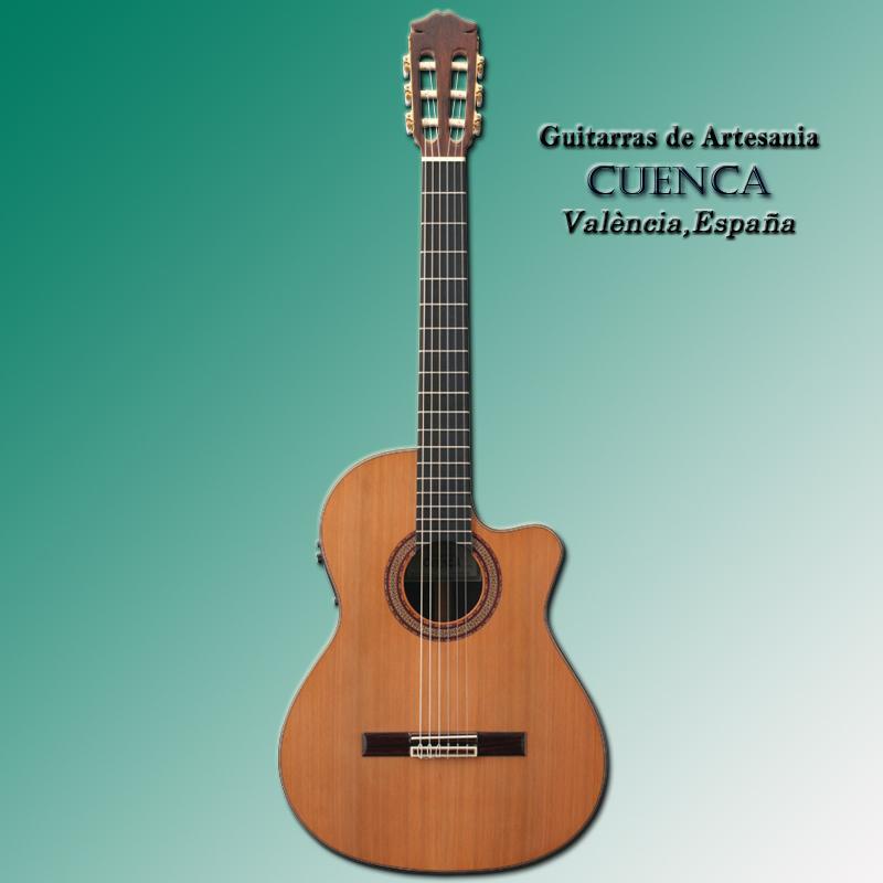 Cuenca Belleza【今なら足台&オーガスチン弦が付いてくる!】 【更にホルへ・アリサ・ライブCDプレゼント!!】【smtb-u】