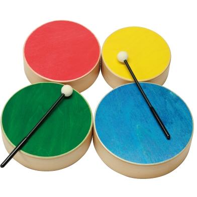 <title>ウッドタムセット 《ロヘマ》 Rohema Percussion 61698 予約販売品 《ウッドタムセット》 送料無料</title>