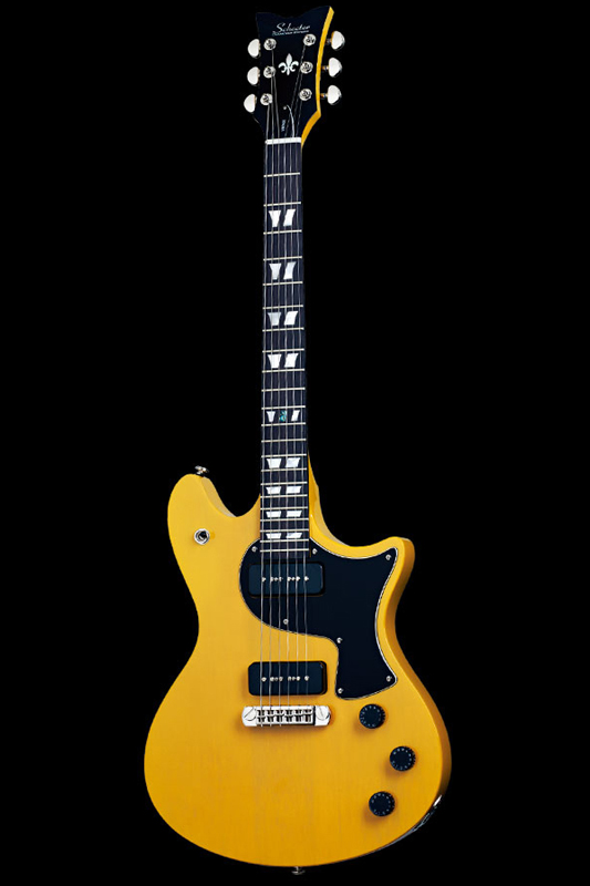 Schecter Diamond Series TEMPEST SPECIAL (Tv Yellow) [AD-TP-SP / TVY] 《エレキギター》【送料無料】(ご予約受付中)