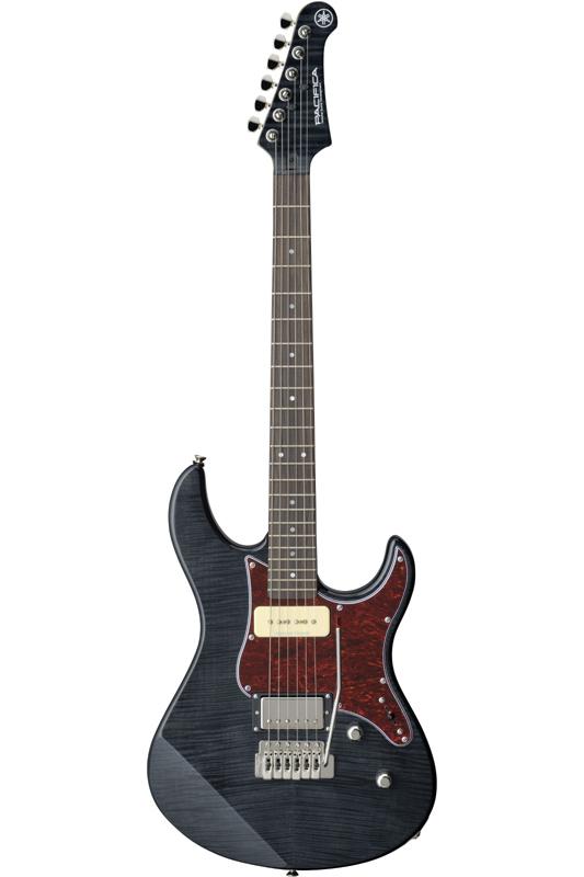 史上最も激安 YAMAHA PACIFICA611VFM TBL (Translucent Black) (エレキギター)(送料無料)(ストラップラバープレゼント)【ご予約受付中】, エフェクター専門店 ナインボルト eb1b624e
