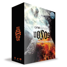 CINESAMPLES VOXOS 2 《音楽ソフトウェア》【送料無料】(ご予約受付中)