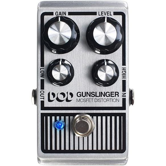 DOD Gunslinger 《エフェクター/ディストーション》【送料無料】