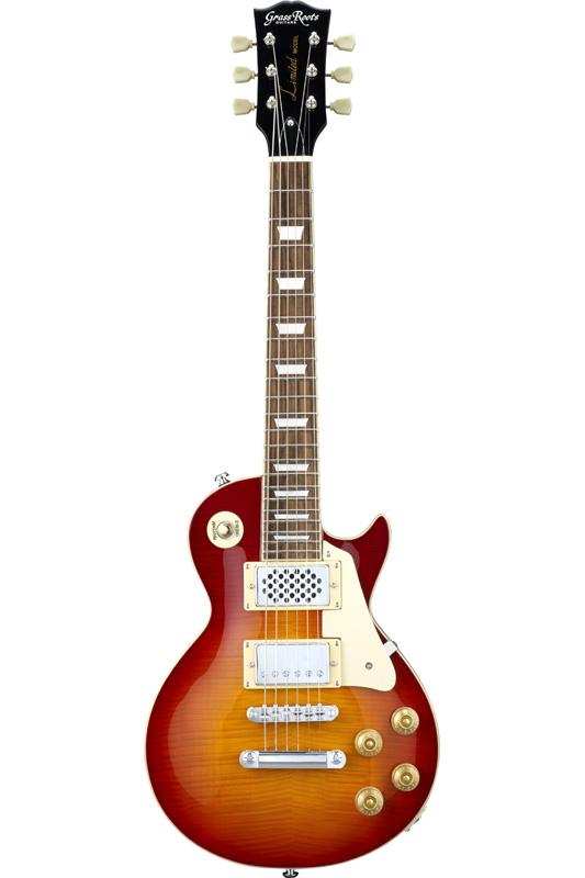 GrassRoots Mini Series G-LPS-MINI-CHS (Cherry Sunburst) 《エレキギター/スピーカー内蔵ミニギター》【送料無料】