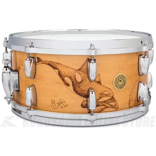 Gretsch Drums C-65146S WB2 AQUATIC《スネアドラム》【送料無料】