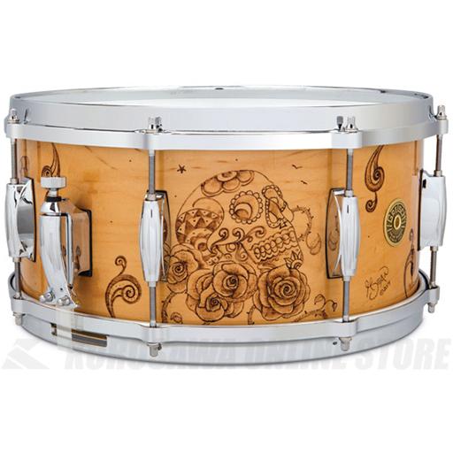 Gretsch Drums C-65148S WB1 CALAVERA《スネアドラム》【送料無料】