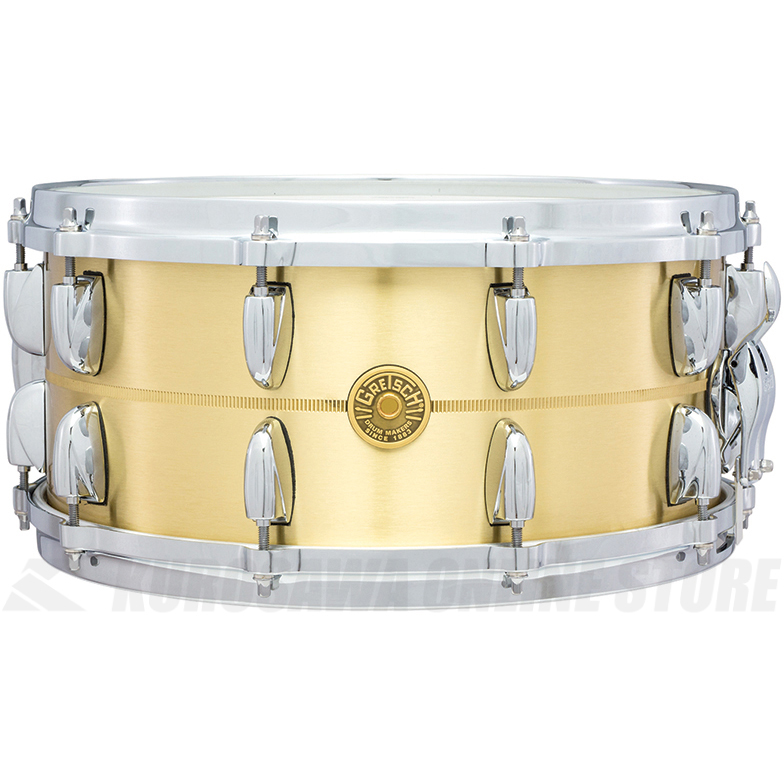 Gretsch Drums Drums G-4169BBR《スネアドラム》【送料無料】, 金mono GOOD-1:82a621b4 --- officewill.xsrv.jp