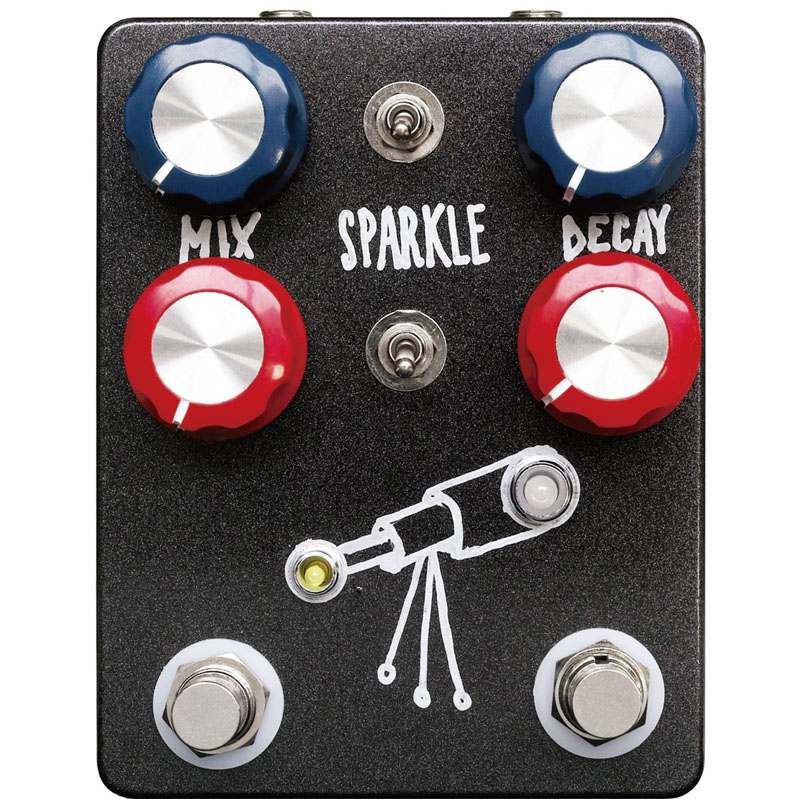 Hungry Robot Pedals / Stargazer 《エフェクター / リバーブ》【送料無料】