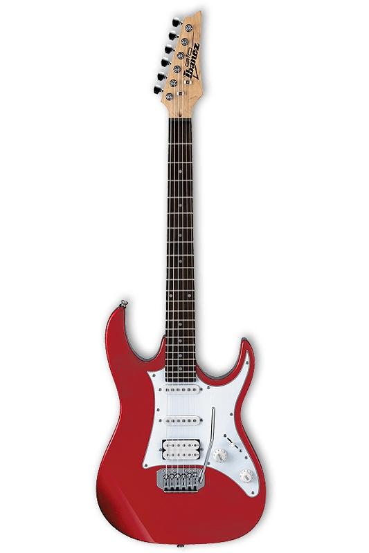 Ibanez GIO Series GRX40-CA (Candy Apple)(入門用ギターセット)(送料無料)(ご予約受付中)