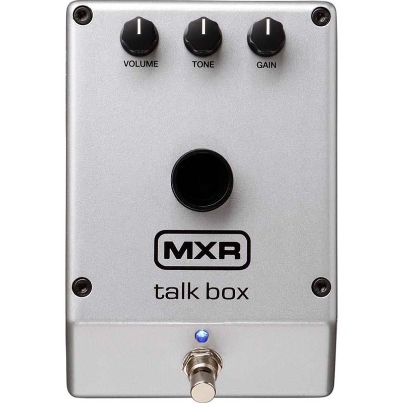 MXR M222 Talk Box 《エフェクター/ トークボックス 》【送料無料】(納期未定・ご予約受付中)