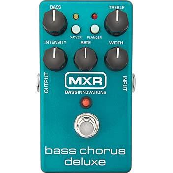 MXR M83 Bass Chorus Deluxe 《エフェクター/ ベースコーラス 》【送料無料】