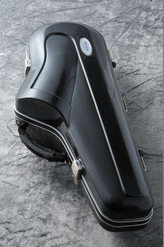 "Winter JW2192CA ABS Plastic Alto ""Carbon Design"" 《アルトサックス用ケース》【送料無料】(ご予約受付中)"
