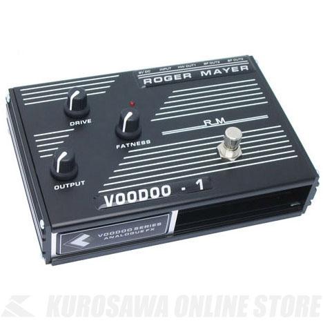 Roger Mayer New Voodoo-1 [NVD1] 《エフェクター/ディストーション/アクティブスプリッター 》 【送料無料】