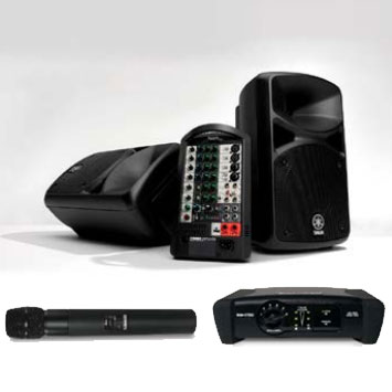 Yamaha Line 6 STAGEPAS400i W/L PACK 《PAセット》【送料無料】