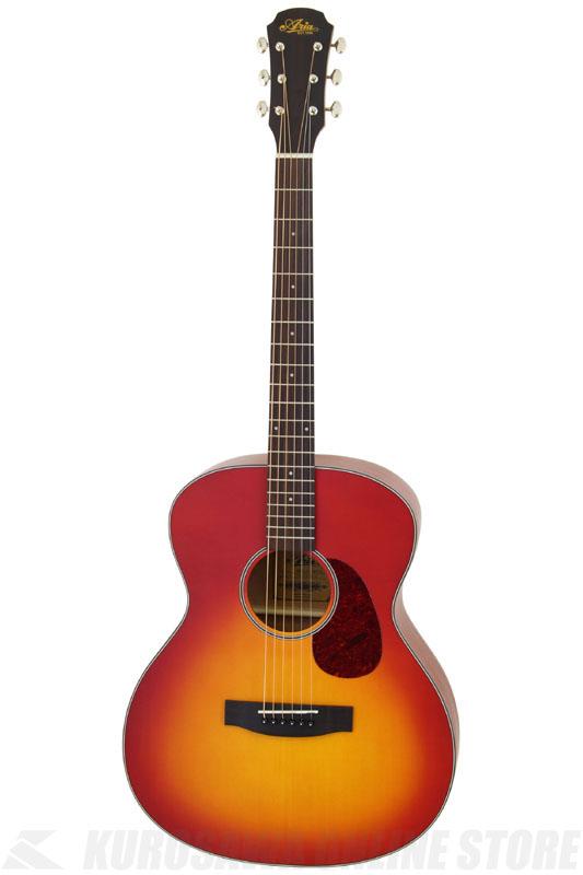 Aria 100 series Aria-101 Auditorium MTCS (Cherry Sunburst, Matt)《アコースティックギター》【送料無料】(ご予約受付中)
