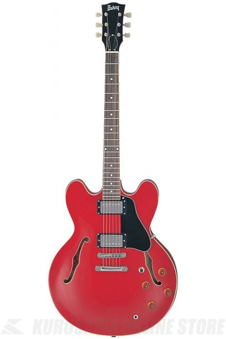 Fernandes / Burny RSA-65 CR (Cherry Red) 《エレキギター》 【送料無料】