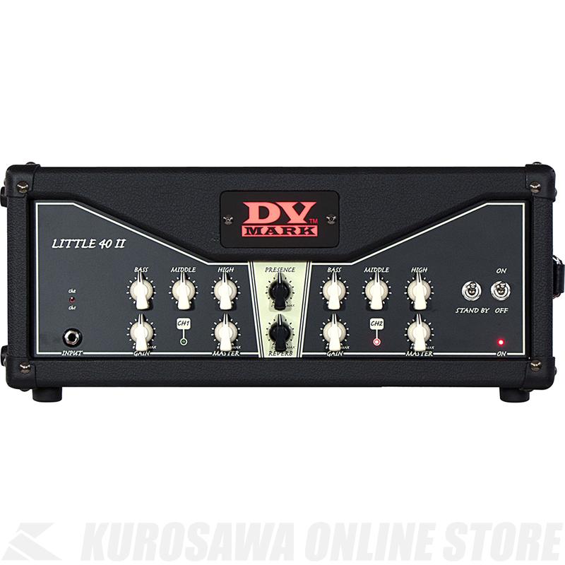 DV MARK LITTLE 40 II [DVM-L40/2]《ギターアンプ/ヘッドアンプ》【送料無料】