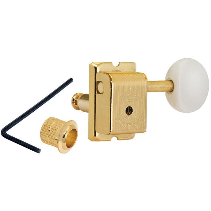 GOTOH / ゴトー SD Series SD91 MG (Gold / M5) [対応ヘッド: L6/R6 ] 《ギターペグ6個set》 【送料無料】 《ペグ配列をお選び下さい》