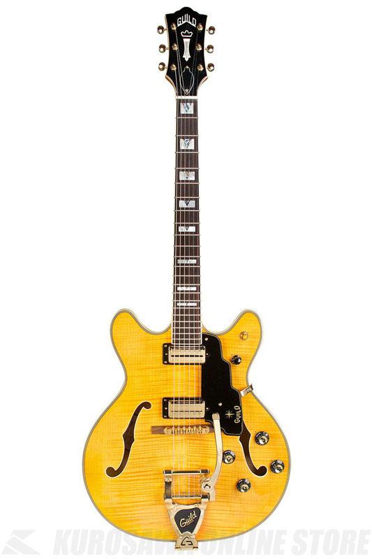 【エレキギター】《ギルド》 GUILD NEWARK ST. COLLECTION STARFIRE VI/BLD 《エレキギター》【送料無料】