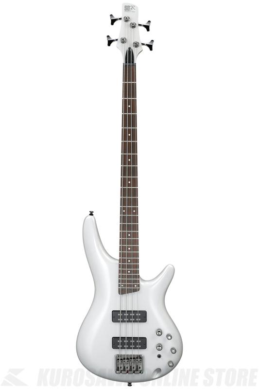 Ibanez SR Series SR300E-PW (Pearl White) (ベース)[SR300E-PW](送料無料)