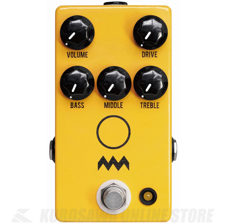 JHS Pedals Charlie Brown V4 《エフェクター/ オーバードライブ 》【送料無料】