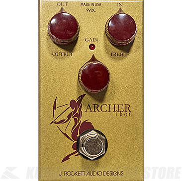 J.Rockett Audio Designs Archer Ikon《エフェクター/ブースター~オーバードライブ》【送料無料】