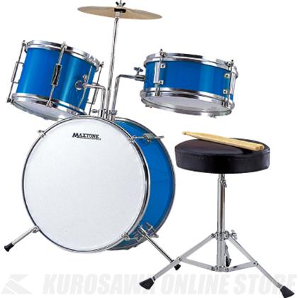 MAXTONE MX-50 (BLUE)《ジュニアドラムセット》【送料無料】