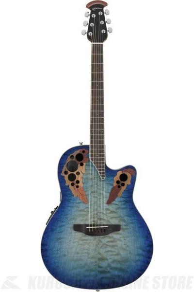 Ovation Celebrity Elite Plus Super Shallow Body CE48P-RG(Regal To Natural)《アコースティックギター/エレアコ》【送料無料】【4月末入荷予定・ご予約受付中】