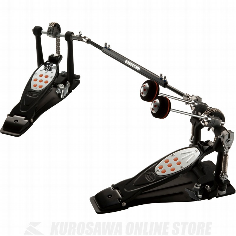 Pearl Powershifter Eliminator II Double Pedal P-2102C 《キックペダル/ツインペダルコンプリートセット》【送料無料】