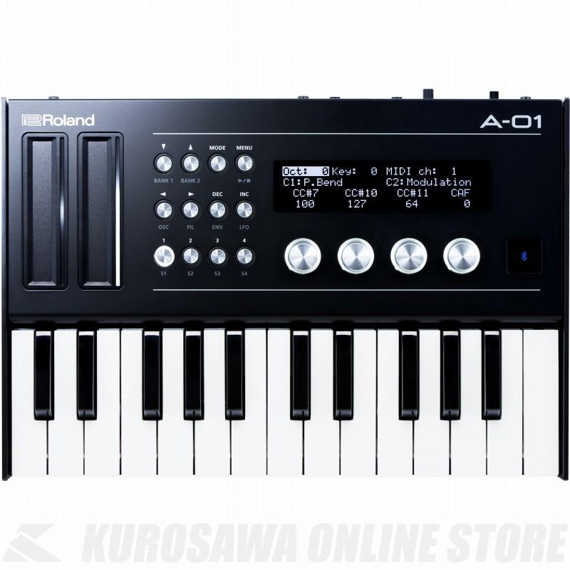 Rolamd A-01K 《MIDI、USB、CV/GATEコントローラー》