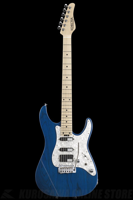 SCHECTER BH-1-STD-24 DBL (Deep Blue / Maple) 《エレキギター》【送料無料】(ご予約受付中)