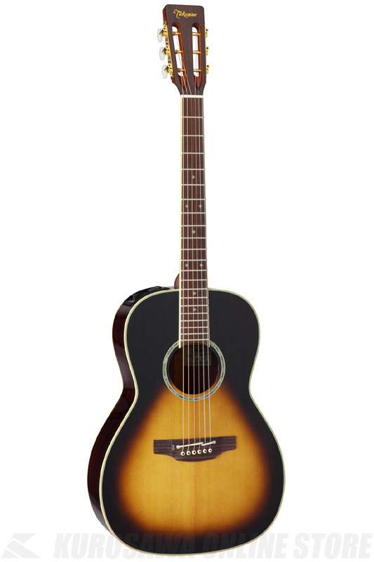 Takamine 400シリーズ PTU441TBS (gloss)《アコースティックギター/エレアコ》【タカミネキャンペーン】【送料無料】
