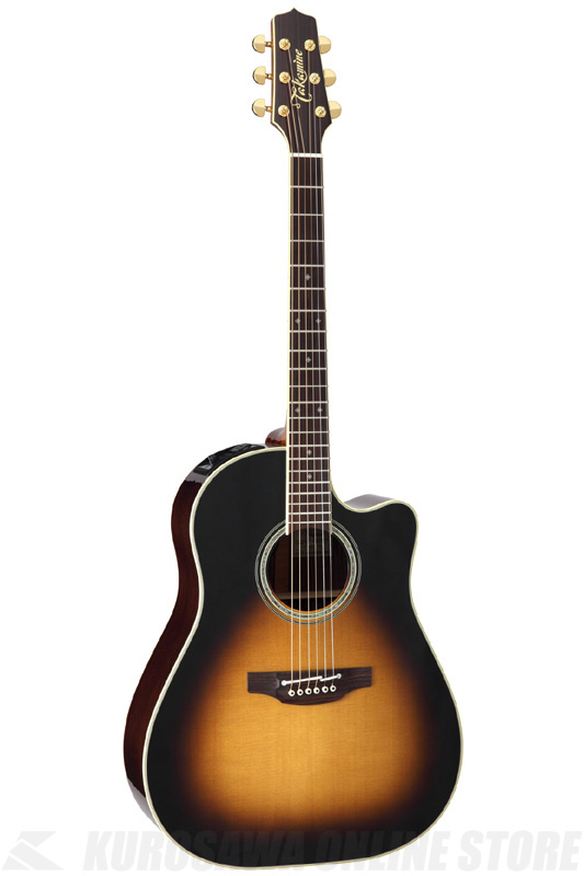 Takamine 800シリーズ PTU841CTBS (gloss)《アコースティックギター/エレアコ》【タカミネキャンペーン】【送料無料】