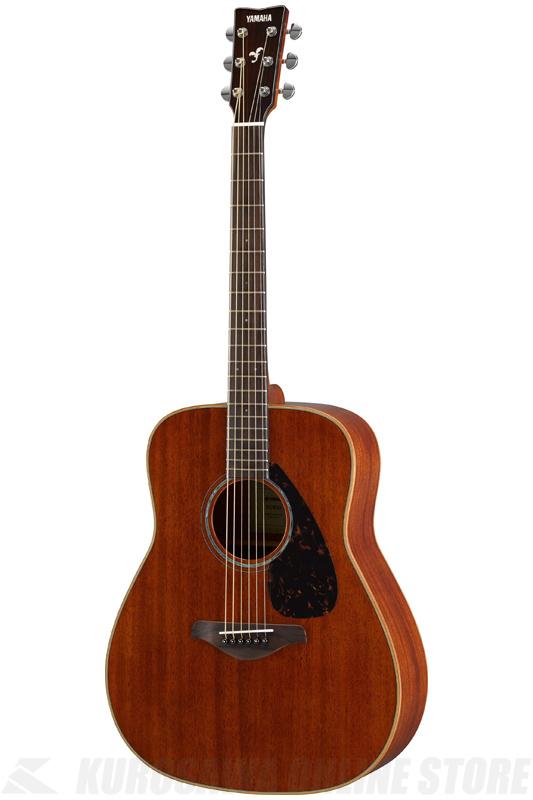 YAMAHA FG850 NT (ナチュラル) 《アコースティックギター》【送料無料】(ご予約受付中)
