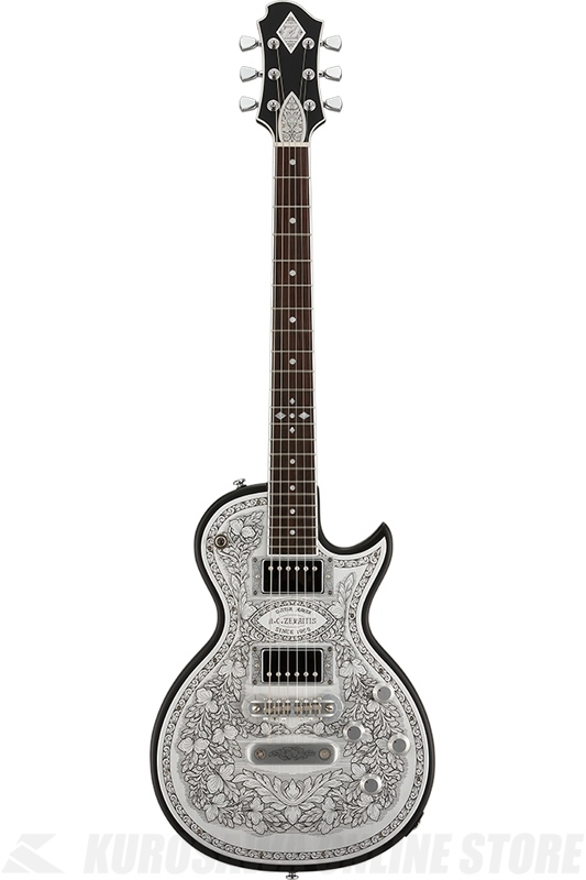 Zemaitis METAL FRONT / CASIMERE C22MF (Black)《エレキギター》 【送料無料】【お取り寄せ】【納期未定・ご予約受付中】《エレキギター》【送料無料】