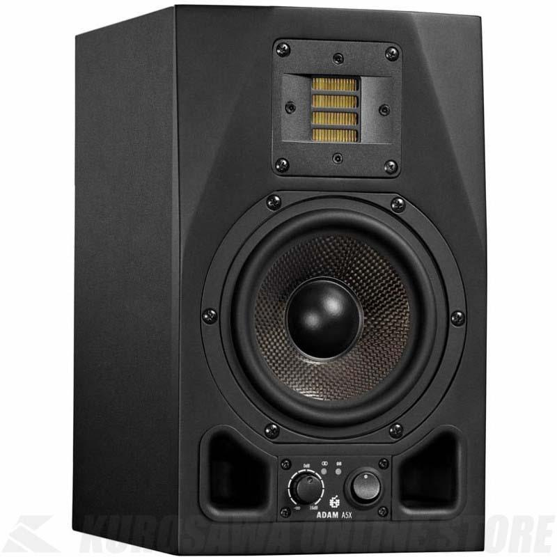 ADAM Audio AX-Series A 5X 《スピーカー/ニアフィールド・モニタ》【1本】【お取り寄せ商品】【送料無料】