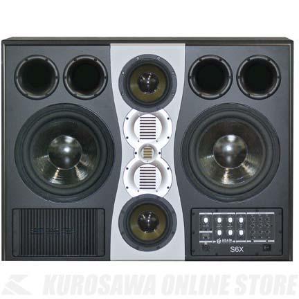ADAM Audio SX-Series 6X S 6X SX-Series 《スピーカー/メイン Audio・モニタ》【1本】【お取り寄せ商品】【送料無料】, BEANS Online Shop:c9f1af1c --- sunward.msk.ru