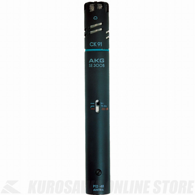 AKG C391 B 《スティック型マイクロホン》【送料無料】