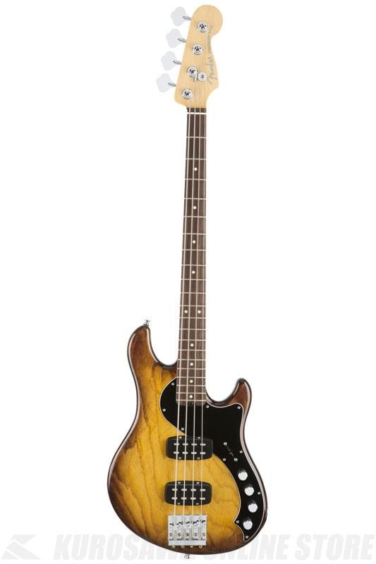 Fender American Elite Dimension Bass IV HH, Rosewood Fingerboard, Violin Burst 《ベース/ディメンションベース》【送料無料】