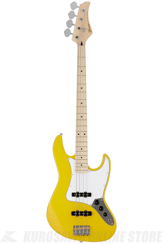 Greco Wild Scamper Series WSB-STD YL (Yellow / Maple) 《ベース》【送料無料】【国産ベース】