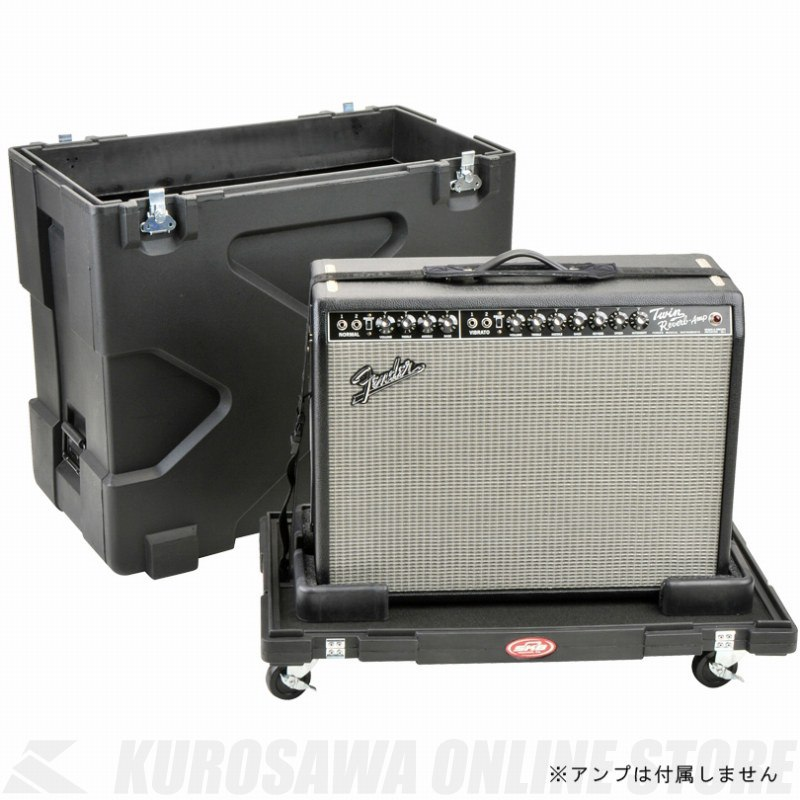 SKB Amp Utility Vehicle for 2×12 Cabinets [1SKB-710]《コンボアンプケース》【送料無料】