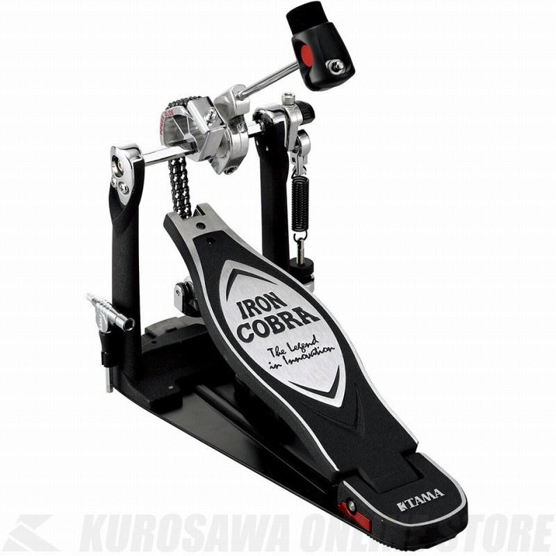 TAMA Iron Cobra 900 DRUM PEDALS HP900PN 《ドラムペダル/シングルペダル》【送料無料】