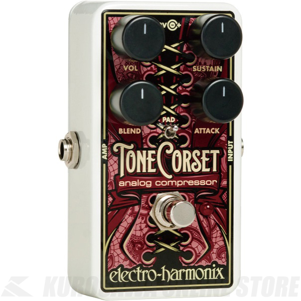 Electro Harmonix Tone Corset (エフェクター/コンプレッサー)(送料無料)