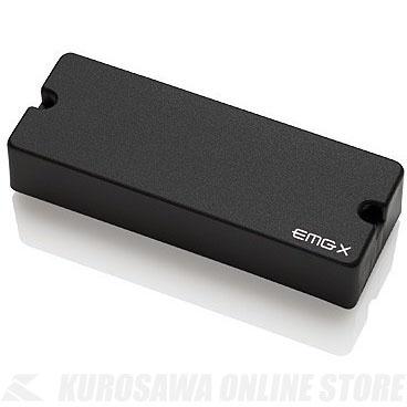 EMG X-SERIES HUMBUCKING PICKUPS 60-8X 〔8string Active Pickup〕(Black)《エレキギター用ピックアップ/ハムバッカータイプ》